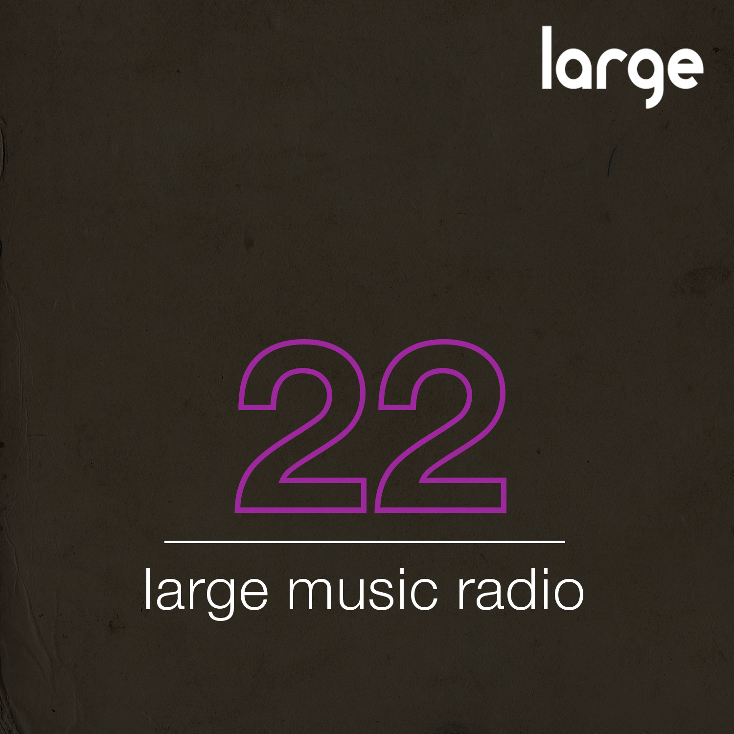 Large Music Podcast #22 Mixed By Leigh Oliver