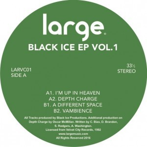 Black Ice | Black Ice EP Vol. 1