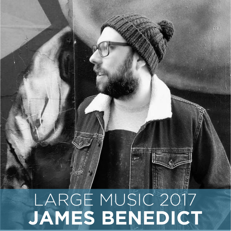 James Benedict returns to Large Music