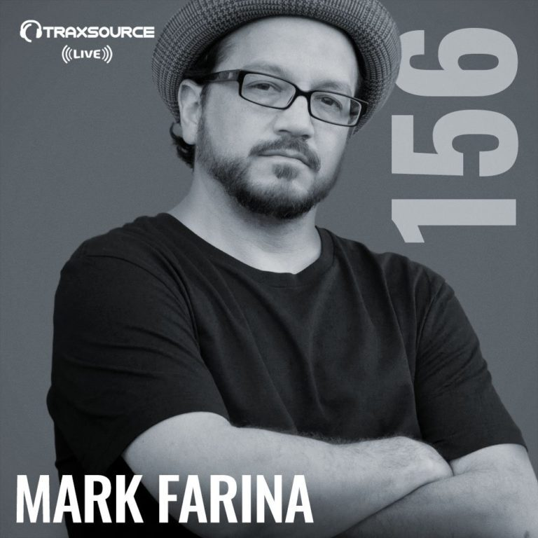 Mark Farina Featured on Traxsource Live! radio show