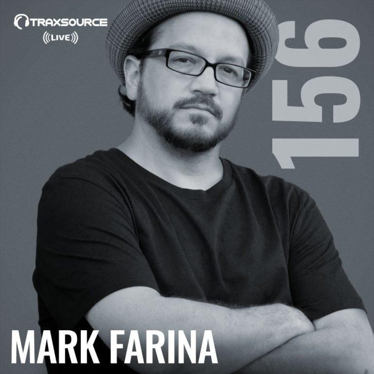 Mark Farina Featured on Traxsource Live! radio show