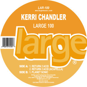 Kerri Chandler | Return 2 Acid (12 inch vinyl)