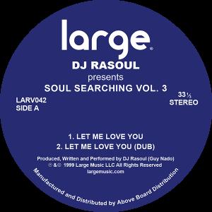 Dj Rasoul | Soul Searching 3