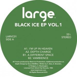 Black Ice | Black Ice EP Vol. 1