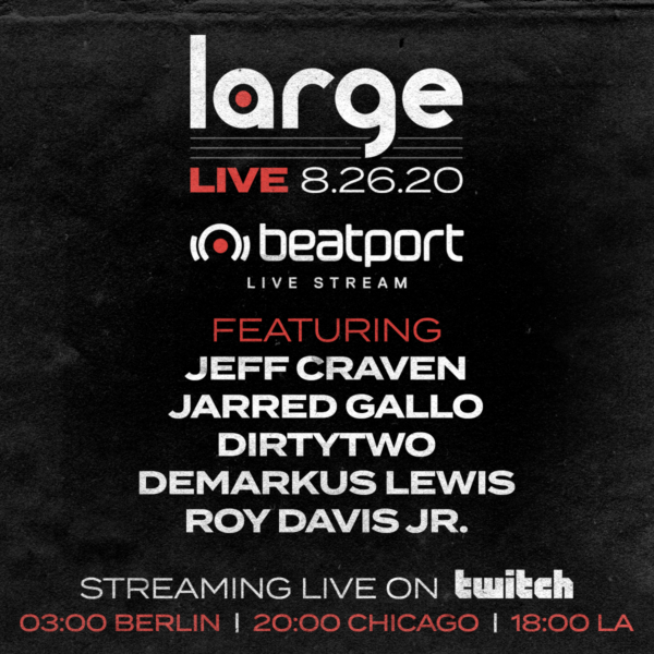 Large Music Live powered by Beatport