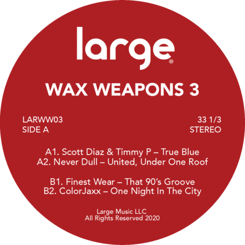 Various | Wax Weapons 3